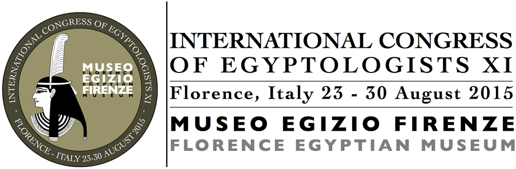 XI ICE - International Congress of Egyptologist
