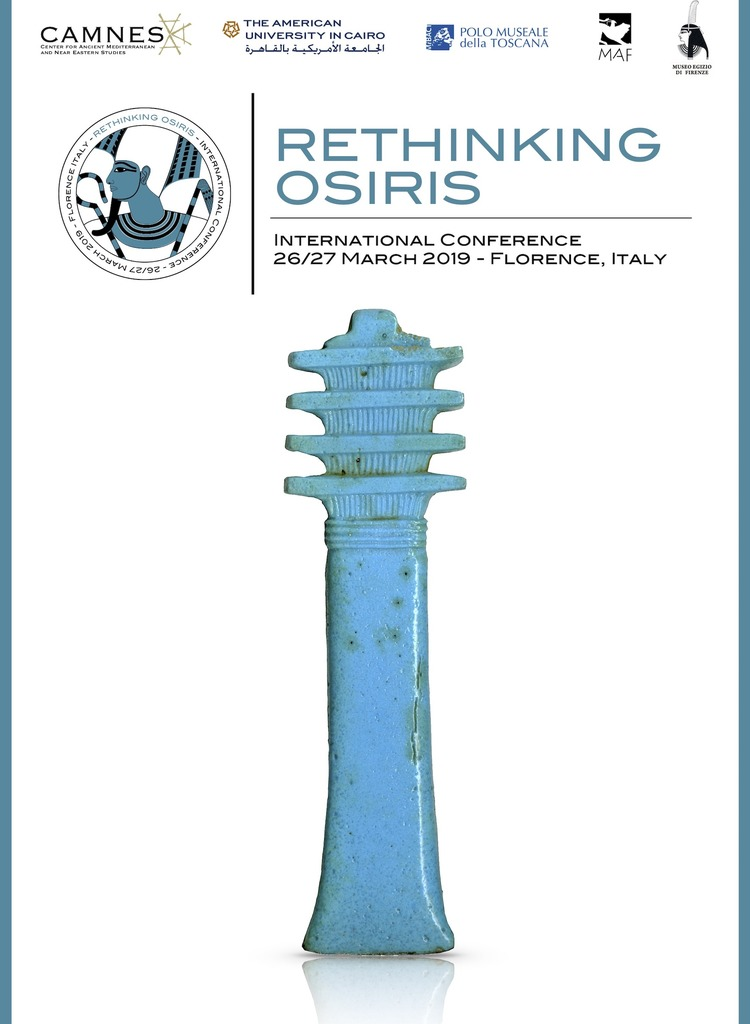 RETHINKING OSIRIS - Firenze 2019