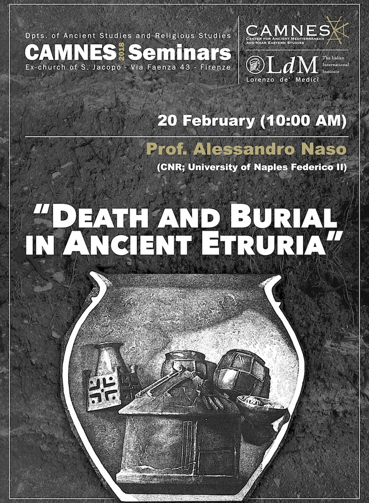 Death and burial in Ancient Etruria