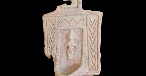 Votive plaque (Hirbemerdon Tepe)