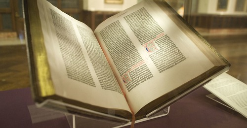 Gutenberg Bible (New York)