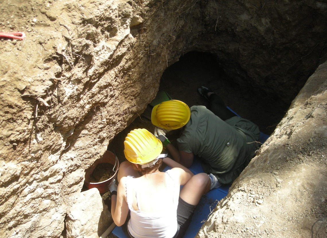 Archaeological Excavation Project - Tuscania