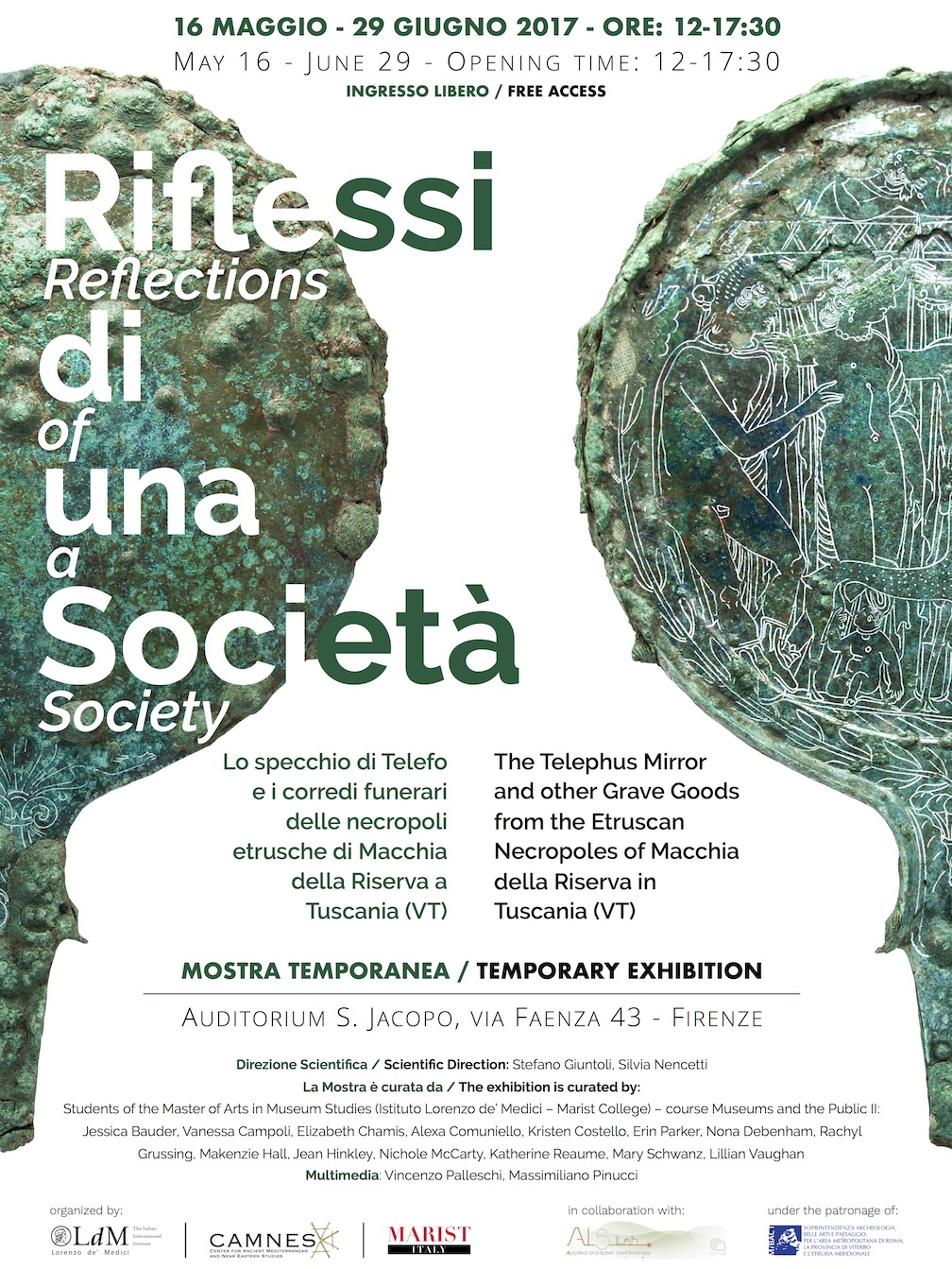 "EXHIBITION: ""Reflections of a Society"""